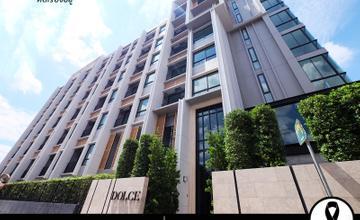 พาชมตึกเสร็จ  Dolce อุดมสุข คอนโด Low Rise 7 ชั้น ฝ้าเพดานสูง 2.85 เมตร ใกล้ BTS อุดมสุข จาก Sirayos Group   [รีวิวฉบับที่ 1199]