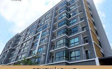 de Zone แจ้งวัฒนะ คอนโด Low Rise 8 ชั้น ใกล้เซ็นทรัลแจ้งวัฒนะ จาก PS Asset [รีวิวฉบับที่ 1189]