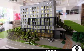 Unio รามคำแหง – เสรีไทย คอนโด Low Rise ติดถนนใหญ่ ใกล้นิด้า จาก อนันดา [รีวิวฉบับที่ 1207]