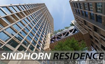 เปิดมุมมองการออกแบบคอนโดแนว Timeless Design พร้อมสัมผัสวิวใจกลางเมืองจาก Sindhorn Residence [Point of View ตอนที่ 31]