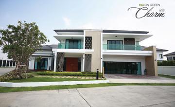 "NC ON GREEN ""Charm"" บ้านหรู Smart Home เริ่ม 6-15 ลบ. [PR News]"
