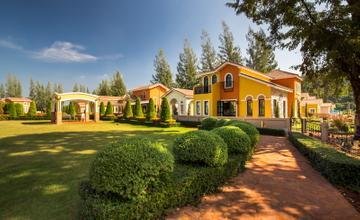MARINO เขาใหญ่ บ้านเดี่ยวตากอากาศสไตล์อิตาเลี่ยนคันทรี่ Tuscany พร้อมสวนขนาดใหญ่ [PREVIEW]