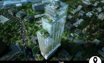 The Bangkok ทองหล่อ คอนโด High Rise แปลงมุมต้นซอยทองหล่อ 1 จาก Land and Houses [รีวิวฉบับที่ 1357]