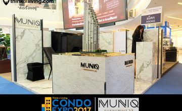 Major Development ส่ง MUNIQ Sukhumvit 23 ร่วมงาน Think of Living Condo Expo 2017 พร้อมห้องราคาพิเศษเฉพาะในงาน