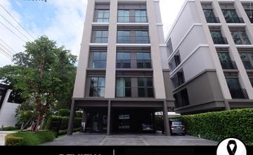 HEADQUARTERS เอกมัย-ลาดพร้าว Biz Villa หรู 5 ชั้น ในซอยอินทราภรณ์ ย่านทาวน์อินทาวน์ แบรนด์ใหม่ล่าสุด จาก SC Asset [รีวิวฉบับที่ 1366]