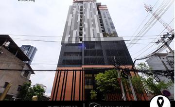 พาชมตึกเสร็จ Chewathai Residence บางโพ คอนโด High Rise ใกล้สถานีรถไฟฟ้าสายสีน้ำเงิน สถานีบางโพ จาก ชีวาทัย [รีวิวฉบับที่ 1411]