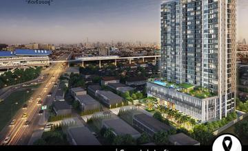 ศุภาลัย ลอฟท์ สถานีแยกไฟฉาย คอนโด High Rise ตัวใหม่ ใกล้ MRT แยกไฟฉาย 350 เมตร จาก ศุภาลัย [รีวิวฉบับที่ 1423]