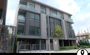 Arco Home Office Life (เอกมัย-รามอินทรา) โฮมออฟฟิศ 4 ชั้น ในย่านเลียบด่วนรามอินทรา หลัง CDC จาก รีโว เอสเตท [รีวิวฉบับที่ 1440]