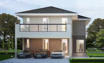 Siamese KIN บ้านเดี่ยว บ้านแฝด และ ทาวน์โฮม บนถนนรัชดา-รามอินทรา จาก Siamese Asset [PREVIEW]