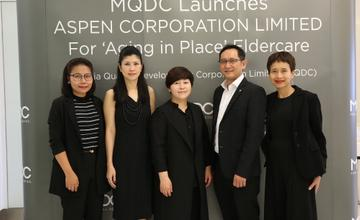 MQDC เปิดตัว Aspen Corporation เพื่อการดูแลผู้สูงวัยครบวงจร [PR NEWS]