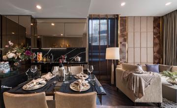 พาชมห้องตัวอย่าง The Esse สุขุมวิท 36 คอนโดร่วมทุน จาก Singha Estate