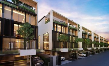 The Element Rama 9 โฮมออฟฟิศหรู 5 ชั้น ใจกลางเมือง เริ่มต้น 26.9 ล้านบาท [PR NEWS]