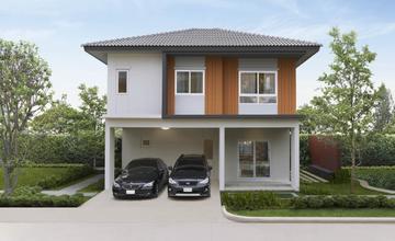 Sense สายไหม 56 บ้านเดี่ยว แนวคิดใหม่จาก Real Asset