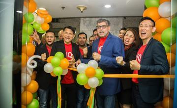 IQI บริษัทที่ปรึกษาด้านอสังหาริมทรัพย์  ได้ฤกษ์เปิดสำนักงานใหญ่แห่งแรกในกรุงเทพ