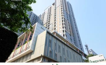 รีวิวตึกเสร็จ The Rich Park 2 เตาปูน Interchange คอนโด High Rise ใกล้ MRT เตาปูน 120 เมตร จาก ริชี่เพลซ[รีวิวฉบับที่ 1811]