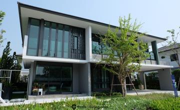 เศรษฐสิริ ทวีวัฒนา บ้านปลอดฝุ่นโครงการแรก จาก แสนสิริ