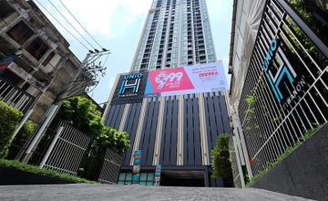 รีวิวตึกเสร็จ Unio H ติวานนท์ คอนโด High Rise 37 ชั้น ห่างจาก MRT สายสีม่วง สถานีแยกติวานนท์ 100 เมตร จาก Helix [รีวิวฉบับที่ 1869]