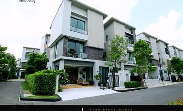 บ้านกลางเมือง CLASSE เอกมัย – รามอินทรา บ้านแฝด 3 ชั้น ระดับ Luxury ในซอยสุคนธสวัสดิ์ 19 จาก AP [รีวิวฉบับที่ 1882]
