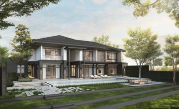 The Riverdale Residence บ้านหรู 300 ตารางวาขึ้นไป บนถนนสะพานนนทบุรี – บางบัวทอง พร้อมวิวสนามกอล์ฟทุกหลัง จาก MBK Real Estate [PREVIEW]