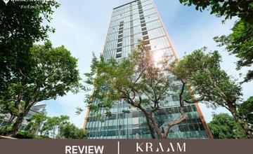 รีวิวตึกเสร็จ KRAAM สุขุมวิท 26 คอนโด High Rise ระดับ Ultimate Class ใกล้ BTS พร้อมพงษ์ จาก Nye Estate [รีวิวฉบับที่ 1908]