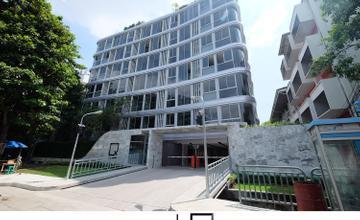 รีวิวตึกเสร็จ Q Prasarnmit คอนโด Low Rise ระดับ Luxury ในซอย สุขุมวิท 31 ใกล้ มศว เพียง 120 ม. จาก Ananda [รีวิวฉบับที่ 1966]