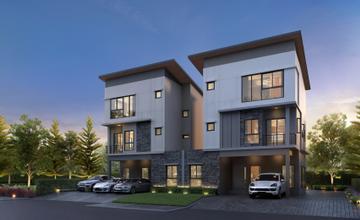 บ้านกลางเมือง The Edition สุขสวัสดิ์-พระราม3 โครงการบ้านแฝด 3 ชั้น ในซอยประชาอุทิศ 60 จาก AP [PREVIEW]