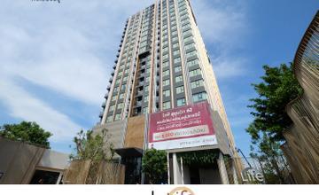 รีวิวตึกเสร็จ Life สุขุมวิท 62 คอนโด High Rise 24 ชั้น ในซอยสุขุมวิท 62 ใกล้ BTS บางจาก 200 ม. และทางด่วน จาก AP [รีวิวฉบับที่ 1981]
