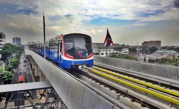 BTS นำขบวนรถไฟฟ้าใหม่วิ่งทดลองระบบ เสริมทัพรับ 4 สถานี ธ.ค.นี้ พร้อมให้บริการ