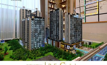 Regal สุขุมวิท 76 โครงการ Mixed-Use ระหว่างคอนโด High Rise 8 อาคารและศูนย์การค้า 15,000 ตร.ม. ติดถนนสุขุมวิท ระหว่าง BTS แบริ่งและสำโรง [รีวิวฉบับที่ 1999]