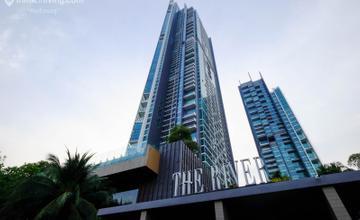 The River คอนโด High Rise ตึกเสร็จ วิวแม่น้ำเจ้าพระยา จาก Raimon Land [Think's Walk-in]