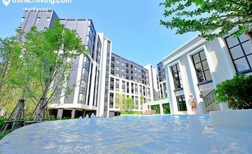 Aspire สุขุมวิท-อ่อนนุช คอนโด Low Rise 3 อาคาร ติดคลองพระโขนงในซอยอ่อนนุช 21 จาก AP [รีวิวฉบับที่ 2058]