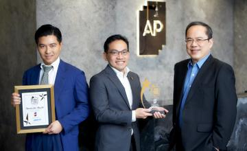 """AP Thailand ครอง """"สุดยอดแบรนด์ขวัญใจมหาชน"""" 2 ปีซ้อน [PR News]"""
