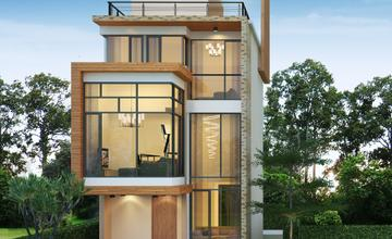 BUONA Residence บ้าน 3 ชั้น ระดับ LUXURYในซอยสาธุประดิษฐ์ 12 จาก มินท์ พรอพเพอร์ตี้ [PREVIEW]