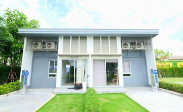 บ้านลุมพินีทาวน์วิลล์ รังสิต คลอง 2 ทาวน์โฮมชั้นเดียว ใกล้ถนนรังสิต-นครนายก จาก LPN  [รีวิวฉบับที่ 2085]
