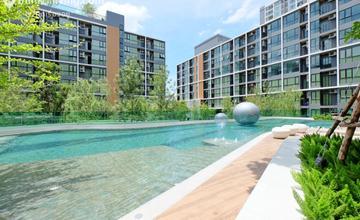 รีวิวตึกเสร็จ Atmoz แจ้งวัฒนะ คอนโด Low Rise 3 อาคาร ใกล้สี่แยกคลองประปา จาก AssetWise [รีวิวฉบับที่ 2087]