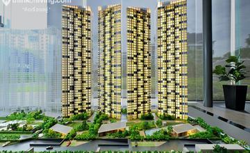 Skyrise Avenue สุขุมวิท 64 คอนโด High Rise 4 อาคาร ในซอยสุขุมวิท 64 ใกล้ BTS ปุณณวิถี จาก RISLAND [PREVIEW]