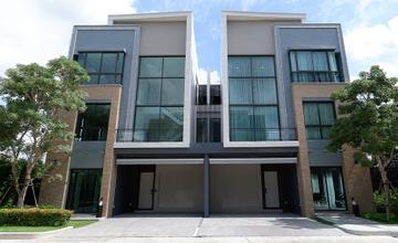 Estara Haven พัฒนาการ 20 บ้านแฝด 3 ชั้น และทาวน์โฮม 3.5 ชั้น ในซอยอ่อนนุช 17 จาก Eastern Star [Walk-in รีวิว]