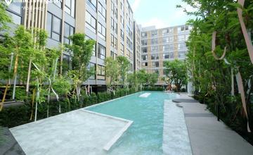 รีวิวตึกเสร็จ IKON สุขุมวิท 77 คอนโด Low Rise ในซอยสุขุมวิท 81 จาก V Property [รีวิวฉบับที่ 2136]