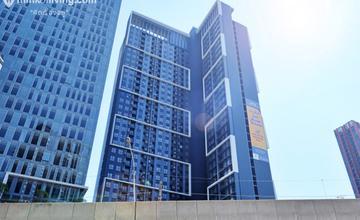Metris พระราม 9 – รามคำแหง คอนโด High Rise 33 ชั้น ใกล้แยกรามคำแหง จาก Major Development [Walk-in Review]