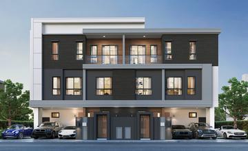 บ้านกลางกรุง สาธุประดิษฐ์ – พระราม 3 บ้านเดี่ยวและบ้านแฝด Modern Style โครงการใหม่ในซอยสาธุประดิษฐ์ 57 จาก AP [PREVIEW]