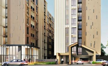 ALIVE สุขุมวิท 76 คอนโด Low Rise 8 ชั้น 2 อาคาร ในซอยสุขุมวิท 76 จาก A BEST Estate [PREVIEW]