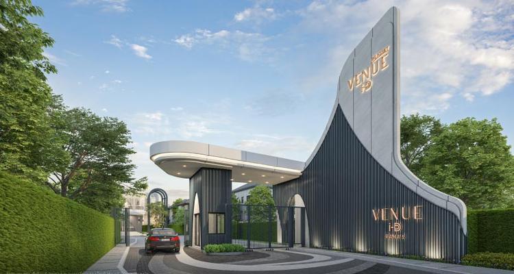 เวนิว ไอดี พระราม 5 (Venue ID Rama 5) บ้านเดี่ยวทำเลพระราม 5 ใกล้รถไฟฟ้าและทางด่วน โครงการใหม่จาก SC ASSET [PREVIEW]