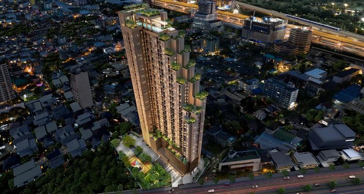 Metris District ลาดพร้าว คอนโด High Rise ติดถนนลาดพร้าว พื้นที่ส่วนกลางจัดเต็ม จาก Major Development [PREVIEW]